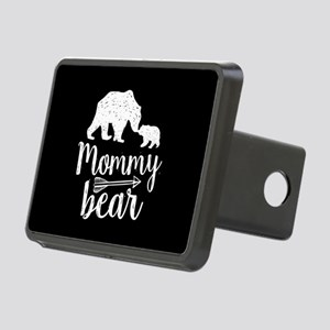 Mommy Bear Rectangular Hitch Cover