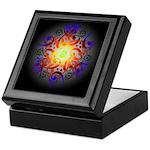 Hexa Mandala Keepsake Box
