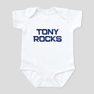 tony rocks Infant Bodysuit
