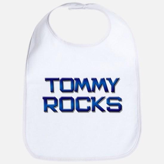 tommy rocks Bib
