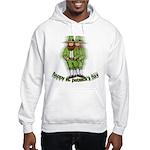 St. Patrick's Hooded Sweatshirt