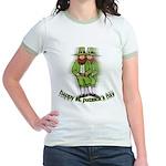 St. Patrick's Jr. Ringer T-Shirt
