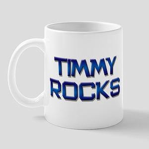 timmy rocks Mug