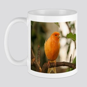 Male Singer Canary Mug