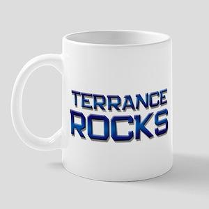 terrance rocks Mug