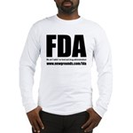 FDA Long Sleeve T-Shirt