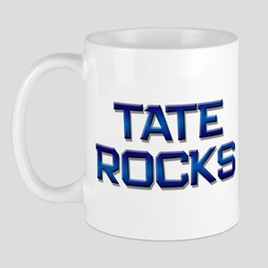 tate rocks Mug