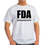 Grey FDA Shirt