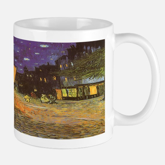 Van Gogh Cafe Terrace at Night Mug