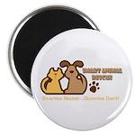 "Smart Petz Animal Rescue 2.25"" Magnet (100 pa"