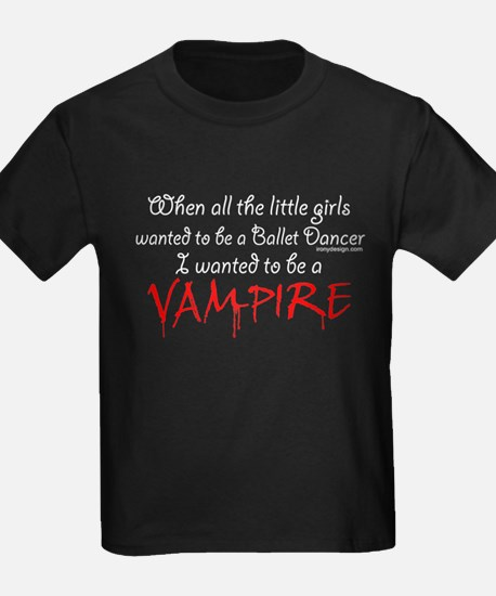 Be a Vampire T