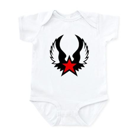 Star - Wings Infant Bodysuit