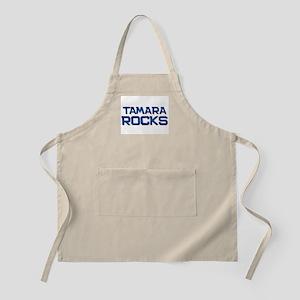tamara rocks BBQ Apron