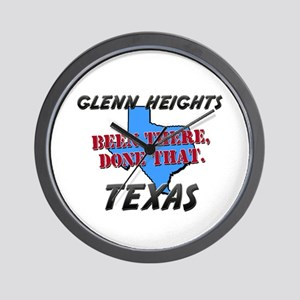 glenn heights texas - been there, done that Wall C