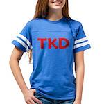 TKD TaeKwonDo Youth Football Shirt