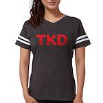 TKD TaeKwonDo Womens Football Shirt