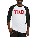 TKD TaeKwonDo Baseball Tee