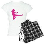 Karate Girl Women's Light Pajamas