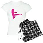 Karate Girl Women's Light Pajamas