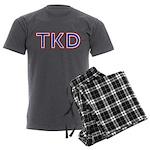Taekwondo TKD Men's Charcoal Pajamas