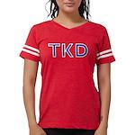 Taekwondo TKD Womens Football Shirt