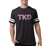 Taekwondo TKD Mens Football Shirt