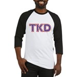 Taekwondo TKD Baseball Tee