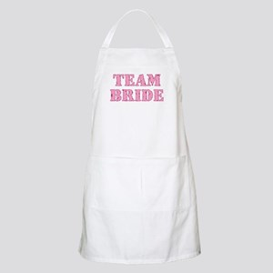 Team Bride BBQ Apron