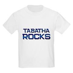 tabatha rocks T-Shirt