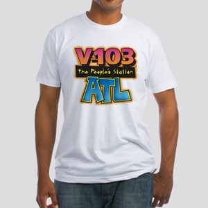 V-103 ATL Fitted T-Shirt