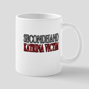 SECONDHAND Katrina Victim Mug