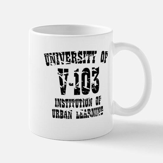 University of V-103 Mug