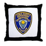 Sunnyvale Public Safety Throw Pillow