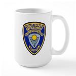 Sunnyvale Public Safety Large Mug