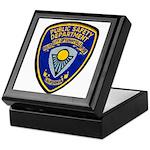Sunnyvale Public Safety Keepsake Box