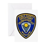 Sunnyvale Public Safety Greeting Cards (Pk of 10)