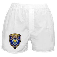 Sunnyvale Public Safety Boxer Shorts