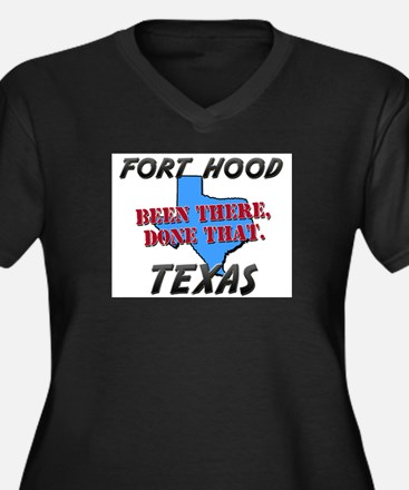 fort hood texas - been there, done that Women's Pl