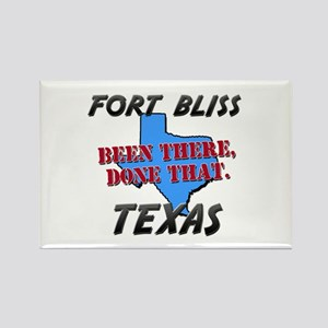 fort bliss texas - been there, done that Rectangle