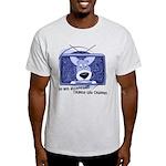 Corgi Television Light T-Shirt