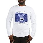 Corgi Television Long Sleeve T-Shirt