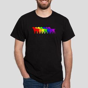 Rainbow WPG Dark T-Shirt