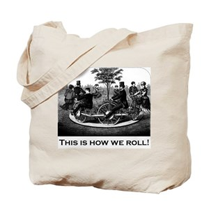 51b8e2f340de This Is How I Roll Soccer Bags - CafePress