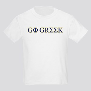 Go Greek Kids Light T-Shirt