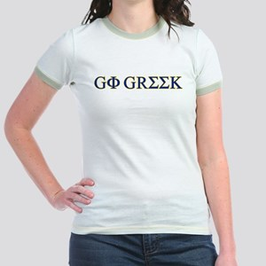Go Greek Jr. Ringer T-Shirt