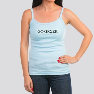 Go Greek Jr. Spaghetti Tank