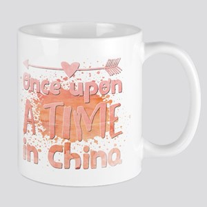 Once upon a time in China Mugs
