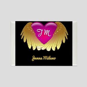 JM Logo Magnets