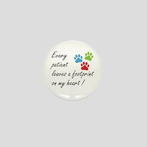 Veterinary Technician Mini Button