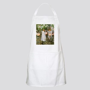 Carnation, Lily, Lily, Rose by Sargent Apron